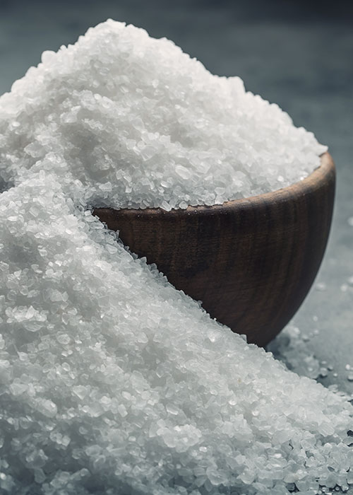 こだわり素材 塩